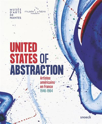 Sam Francis, Blue Balls, vers 1961-1962, huile sur toile, 106,9 x 137,5 cm, Stockholm, Moderna Museet © 2020 Sam Francis Foundation, California / ADAGP, Paris, 2021